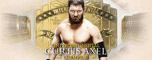 Curtis Axel Intercontinental Champion Sig by LelouchVonHungaria
