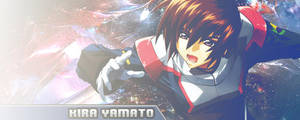 Kira Yamato by LelouchVonHungaria
