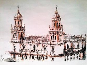 Catedral de Jaen by ogayar00