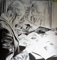 Reading News by ogayar00