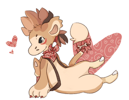 Shiba Inu Cutie by RascalWabbit