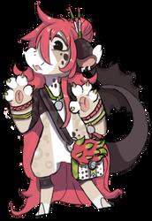 BB Birthday - Dragonfruit by RascalWabbit