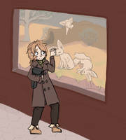 Step 2 - The Big Journey - Artour by RascalWabbit
