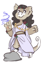 Fashion Friday - Water Goddess by RascalWabbit