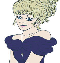 Crystal - Ball Gown *PREVIEW* by LilyCalico17