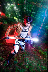 Eren Jaeger by kitana911