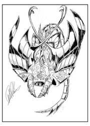 Kraken God scale by pablorivero
