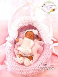 Lena -Little Baby Handmade by Lesmerveillesdeflora
