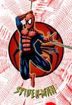 Spiderman Fly - Tiger Ki by Tiger-Ki
