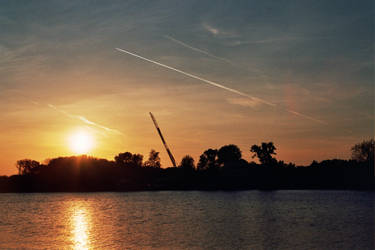 Sunset by vojzlislav