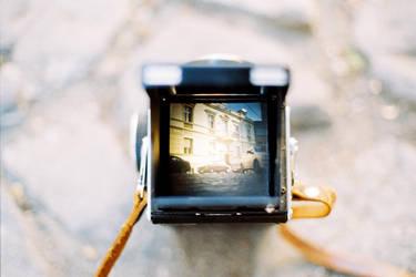 Thinking inside the box - Street level by vojzlislav