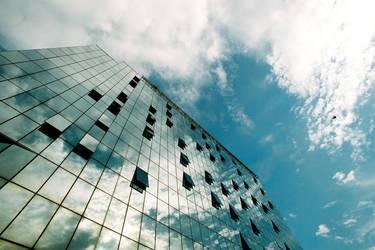 Modern sky by vojzlislav