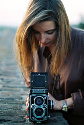 Photographing the photographer by vojzlislav