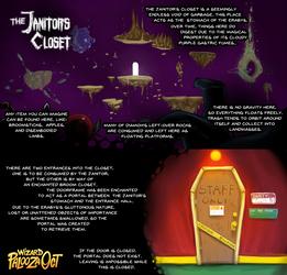 [WizardpaloozaOCT] The Janitors Closet by Aluterrian