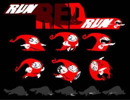 Run Red Run by rebel-penguin