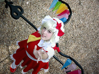 Flandre: The dirty little secret by SweetCandyCupkake