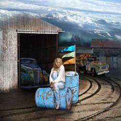 Town Girl by Lisa-Dee
