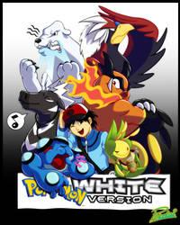 - I Choose U, Pokemon White - by Pokelai