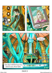 Doctor Who Comic - page 5 of 5 by Rhea-Batz