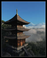 ..pagoda.. by 00AngelicDevil00
