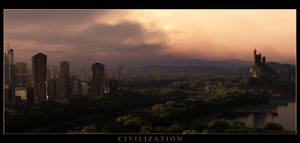 Civilization by 00AngelicDevil00