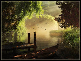 The Magic Swamp by 00AngelicDevil00