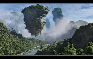 Land of the Na'vi by 00AngelicDevil00