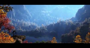 Blue Haze by 00AngelicDevil00