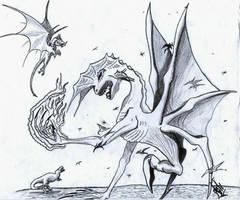 Creature by TILSIMcaglayan