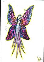 Fairy by TILSIMcaglayan