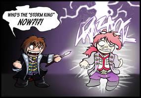 The REAL Storm King... by katakuscythe