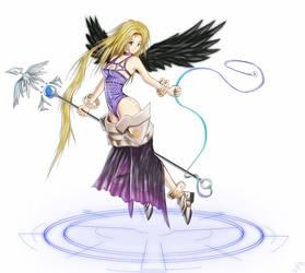 Cecil - Dark Angel by Zanktus