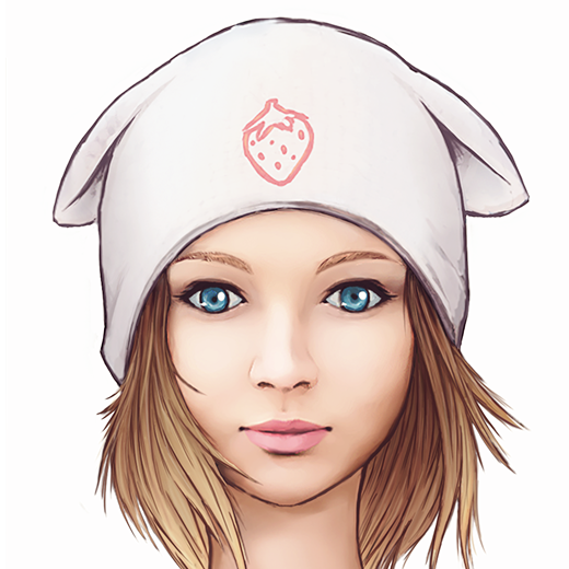 Smultron Hat by Zanktus