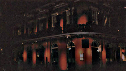New Orleans by Poetrymann