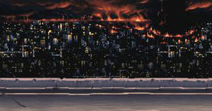 Dameged City Background Sprites by sonicmechaomega999