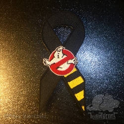 GB Tribute Ribbon Ver.2 (Face) Black by btnkdrms