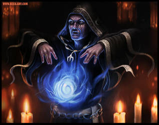 The Cultist by RogierB