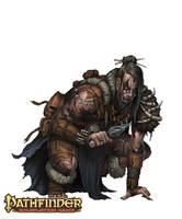 Pathfinder - Cannibal Zealot by RogierB