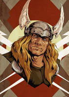 Thor by RogierB