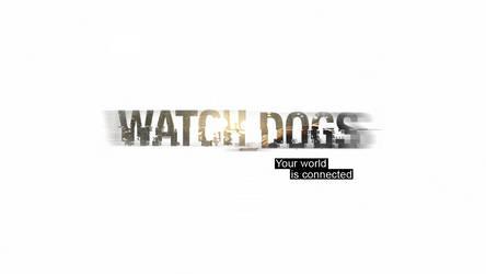 Watch Dogs - Wallpaper #1 by danielskrzypon
