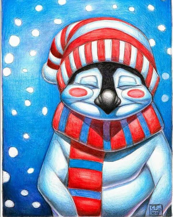 penguin by Chuckfarmer