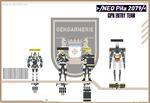 /NEO Pila 2079/ - GIPN Entry Team by B0iledEgg