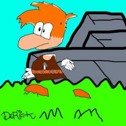 Rayman the Adventurer by eliscristiane2012