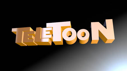 TeleToon Logo Remake by eliscristiane2012