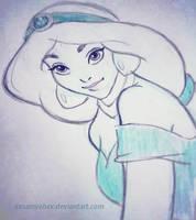 Jasmine by xXSamyahXx