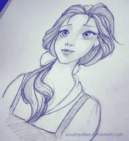 Belle by xXSamyahXx