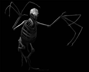 Wugu Skeleton 2 by LindseyWArt