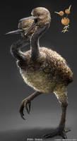 Pokemon: Doduo by LindseyWArt