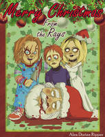 Christmas Cards / The Rays by RatTheRipper