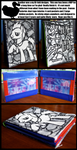 Dr. Hooves Duct Tape Wallet by weRDunfo